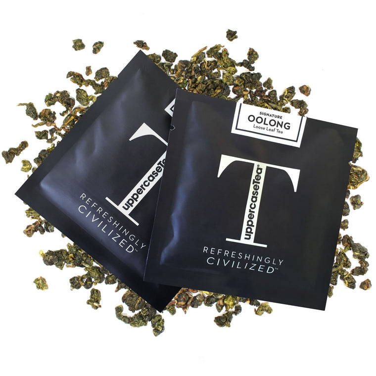 Oolong Loose Leaf Tea Refill Packs