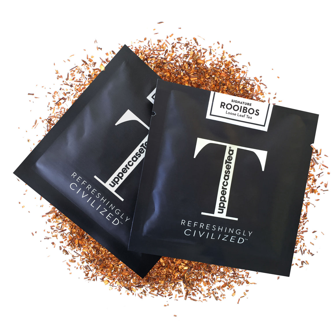 Rooibos Loose Leaf Tea Refill Packs