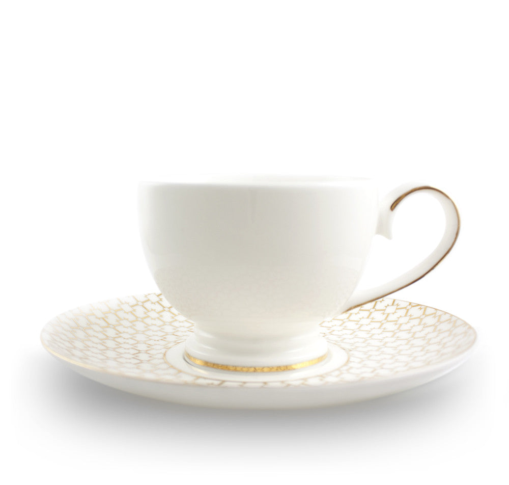 The Me-Cup & Saucer