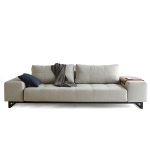 Soho Sofa Bed with Ottoman (Queen)