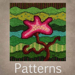 Cross Stitch Patterns for sale at Raspberry Lane Crafts