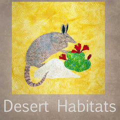 Desert Habitats Quilt Block Pattern Collection