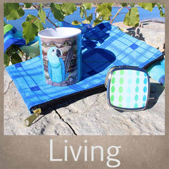 Beautiful Living Bags, Mugs, Compact Mirrors, Scarves, Hoodies, Hard Journals for Sale at Raspberry Lane Crafts