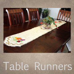 Table runner quilted sewing patterns for sale at Raspberry Lane Crafts