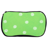 Buy Parrot Green Dot Cosmetics Bags at Raspberry Lane Crafts