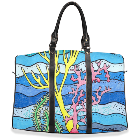 Coral Island Travel Bags