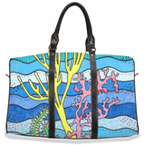 Coral Island Travel Bag available to buy at Raspberry Lane Crafts