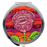 Mission Rose Compact Mirrors