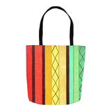 Colorful Rainbow Tote Bags for Sale