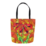 Orange Tote Bag for Sale