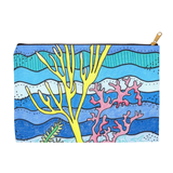 Beach pencil bag for sale at Raspberry Lane Crafts.