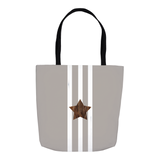 Great neutral tote bag for sale only at Raspberry Lane Crafts
