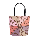Shell Speck Tote Bag for school college or stylin' around town for sale.