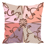 Buy Beautiful Shell Throw Pillows at Raspberry Lane Crafts
