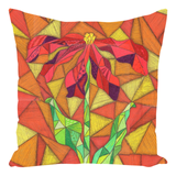Orange Throw Pillows for Sale at Raspberry Lane Crafts