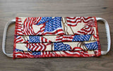 Purchase American Flag Face Masks at Raspberry Lane Crafts