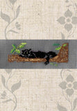 Black Jaguar Cross Stitch Bookmark for Sale Find Purchase