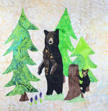 Mountain Habitats Collection Quilt Pattern