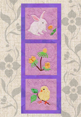 Blooming Spring Quilt Pattern
