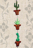 Cactus Wall Decoration Pattern for Sale at Raspberry Lane Crafts