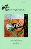 Canyon Kaibab Squirrel Quilt Block Pattern