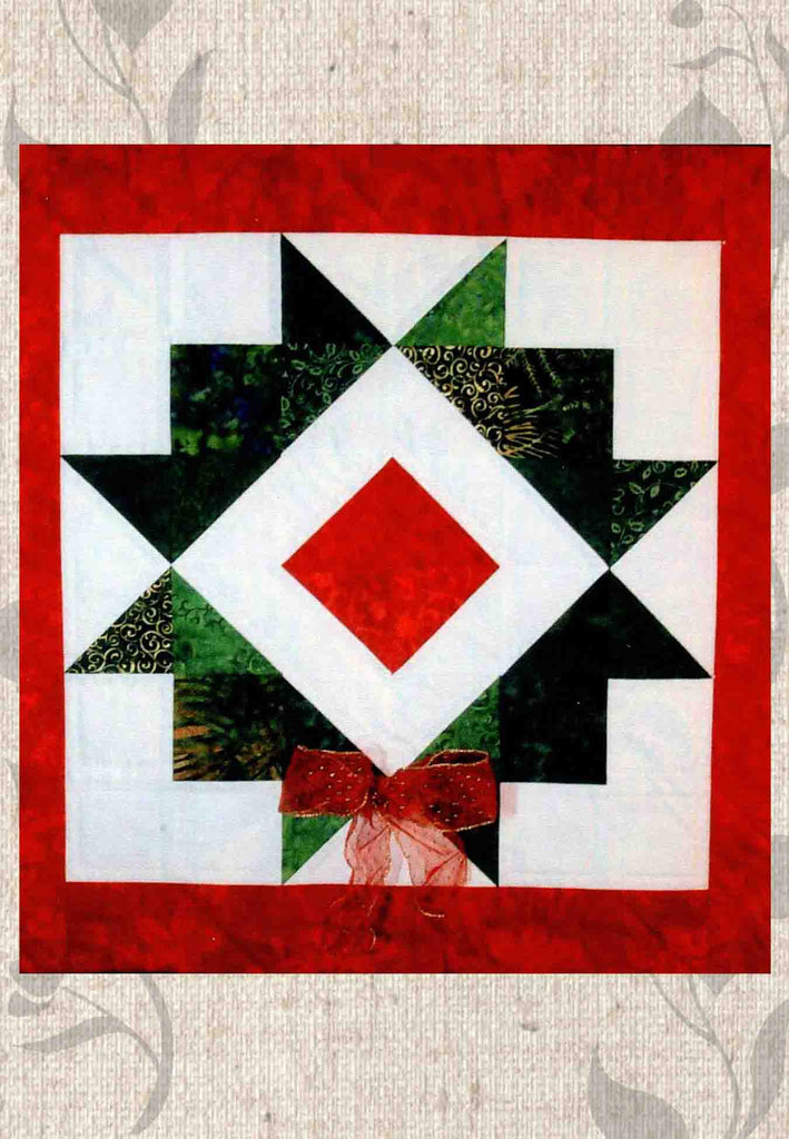Buy Charmed Square in Star Quilt Pattern for Sale at Raspberry Lane Crafts