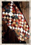 Buy A Charming Double Cross Table Runner Pattern at Raspberry Lane Crafts.  Limping Lizard Patterns