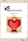 Chinese Lantern Love Quilt Pattern Download