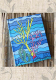 Buy Blue Writing Journal Coral Island Hard Journal at Raspberry Lane Crafts.  Find Purchase