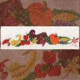 Autumn Cornucopia Cross Stitch Download