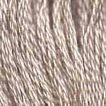 Buy DMC six-stranded embroidery floss - 05 - Light Driftwood