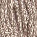 Buy DMC six-stranded embroidery floss - 06 - Medium Light Driftwood
