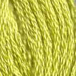 Buy DMC six-stranded embroidery floss - 12 - Tender Green