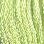 Buy DMC six-stranded embroidery floss - 14 - Pale Apple Green