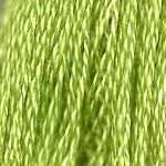 Buy DMC six-stranded embroidery floss - 16 - Light Chartreuse