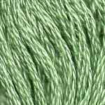 Buy DMC 164 - Light Forest Green six stranded embroidery floss at Raspberry Lane Crafts