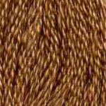 Buy DMC 167 - Very Dark Yellow Beige six-stranded embroidery floss at Raspberry Lane Crafts