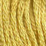 Buy DMC six-stranded embroidery floss - 17 - Light Yellow Plum