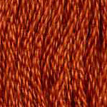 Buy DMC six-stranded embroidery floss - 301 - Mahogany - Medium