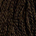 Buy DMC 3021 - Brown Gray - Very Dark six stranded embroidery floss at Raspberry Lane Crafts Find for Sale