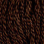Buy DMC 3031 - Mocha Brown - Very Dark six stranded embroidery floss at Raspberry Lane Crafts Find for Sale