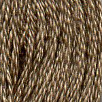 Buy DMC 3032 - Mocha Brown - Medium six stranded embroidery floss at Raspberry Lane Crafts for Sale