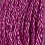 Buy DMC six-stranded embroidery floss - 33 - Fuchsia