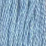 Buy DMC six-stranded embroidery floss 3325 - Baby Blue - Light