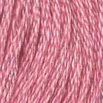Buy DMC six-stranded embroidery floss 3326 - Rose - Light
