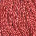 Buy DMC six-stranded embroidery floss - 3328 - Salmon - Dark