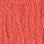 Buy DMC 3340 - Apricot - Medium six-stranded embroidery floss at Raspberry Lane Crafts