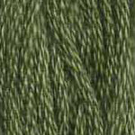 Buy DMC 3346 - Hunter Green six-stranded embroidery floss at Raspberry Lane Crafts