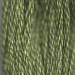 Buy DMC 3347 - Yellow Green - Medium six-stranded embroidery floss at Raspberry Lane Crafts