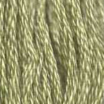Buy DMC 3348 - Yellow Green - Light six-stranded embroidery floss at Raspberry Lane Crafts